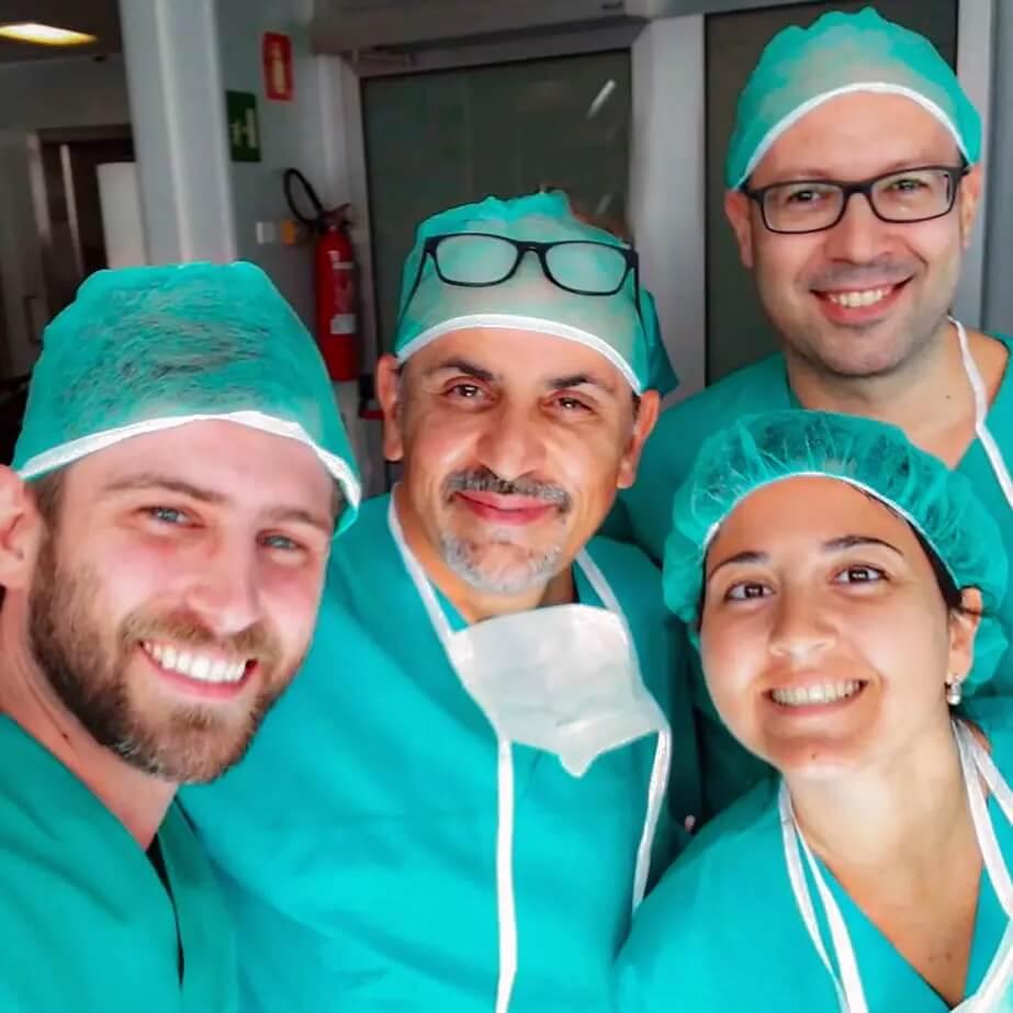 Pietro Palma team