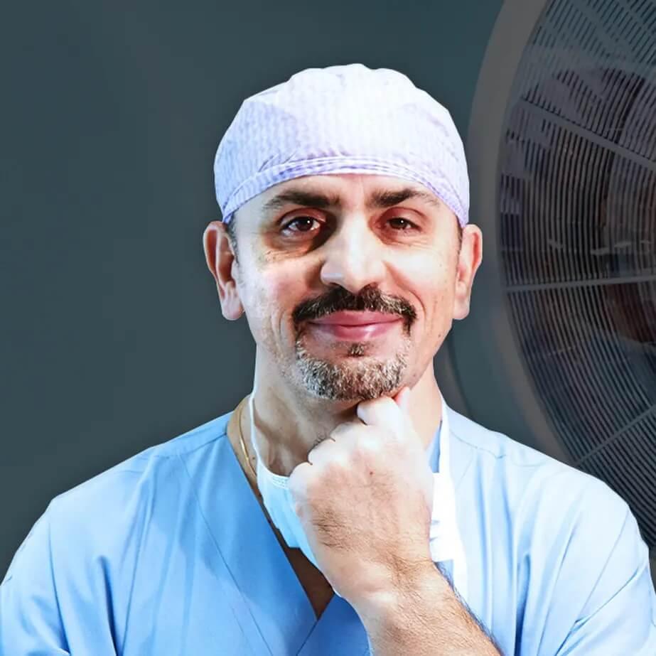 Pietro Palma rhinoplasty italy